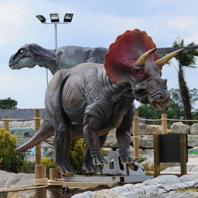 Dinosaur Safari Adventure Golf- What Is It??