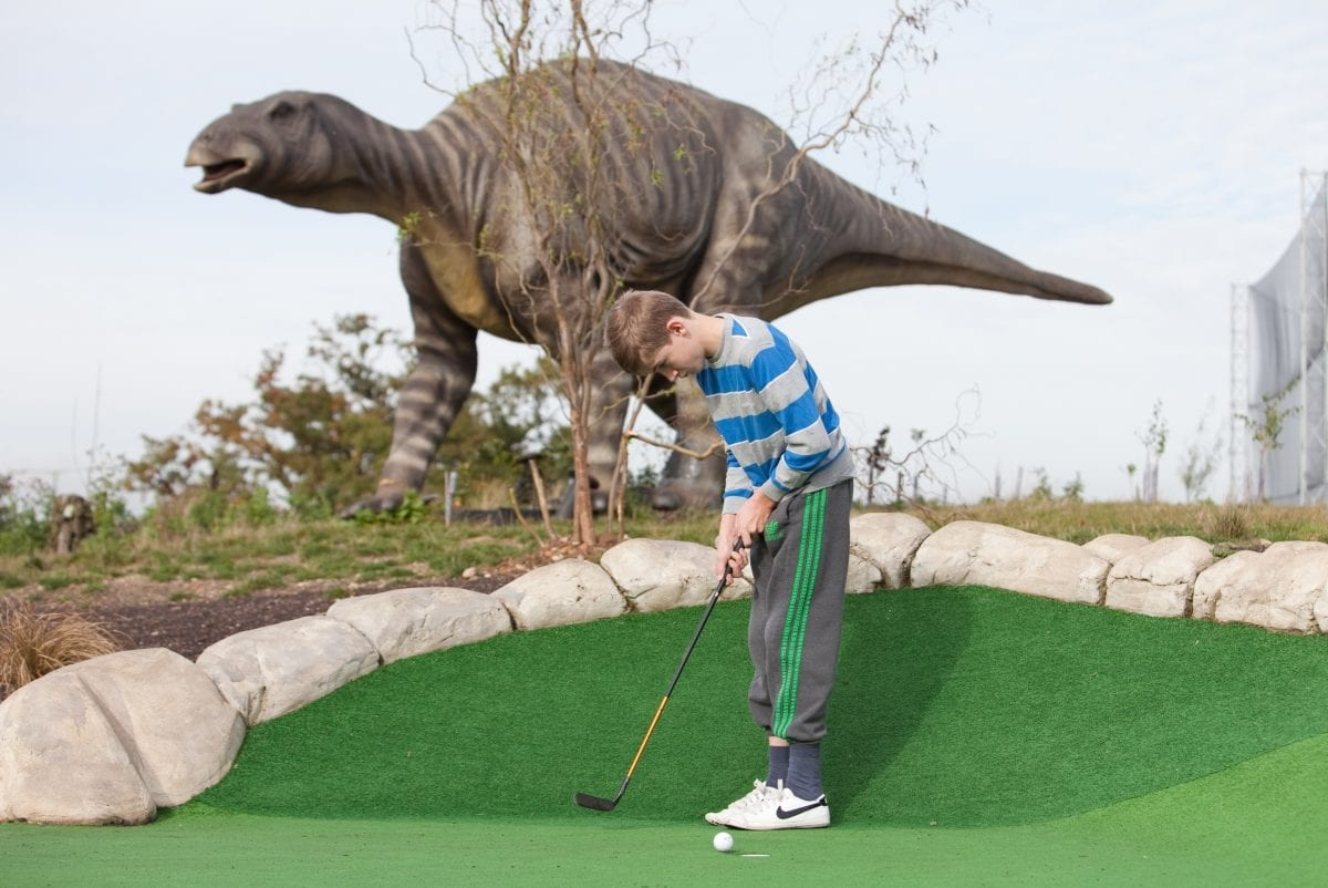 What is Adventure Golf?