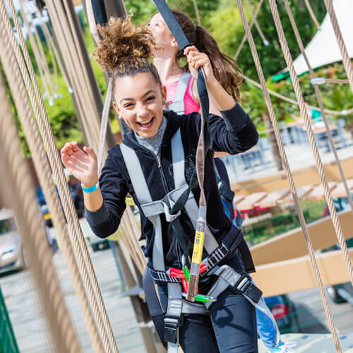 Bringing Altitude Adventure Sky Trail to Chingford
