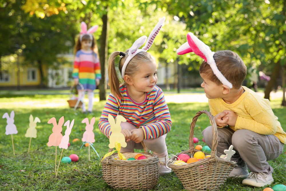 Easter Treats: Great Ways to Spend Time with the Family