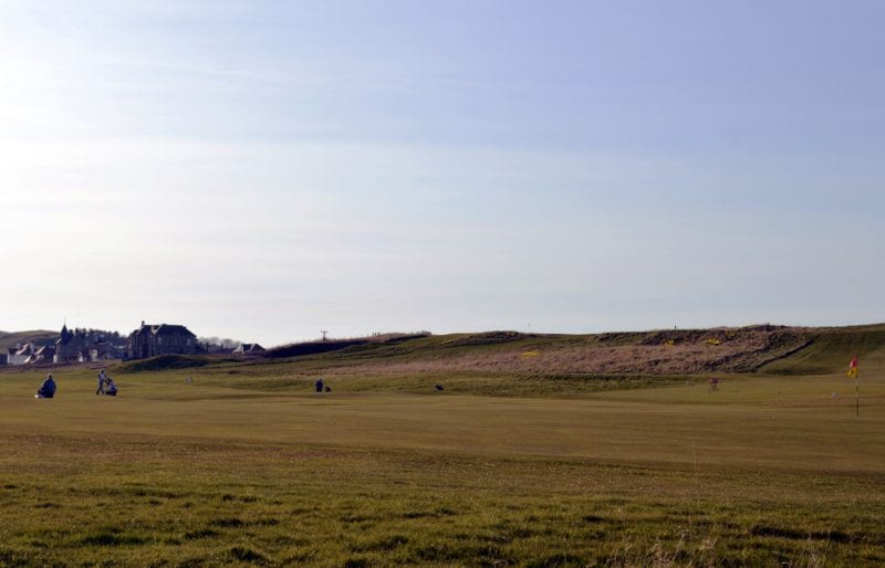 Elie and Earlsferry Golf Course