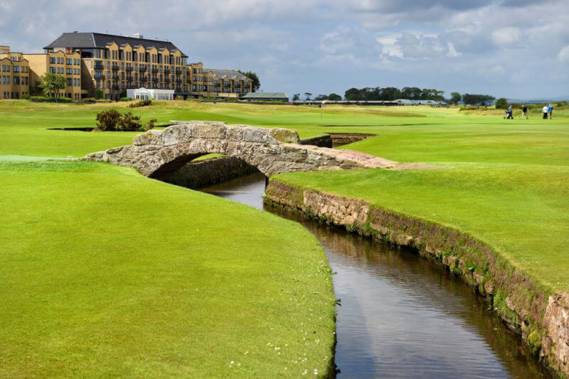 St Andrews Golf Course - 1754