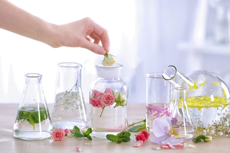 Perfume Design Classes for Original Hen Parties