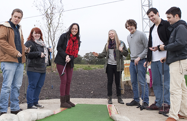 5 Reasons Adventure Golf is the Perfect Team Building