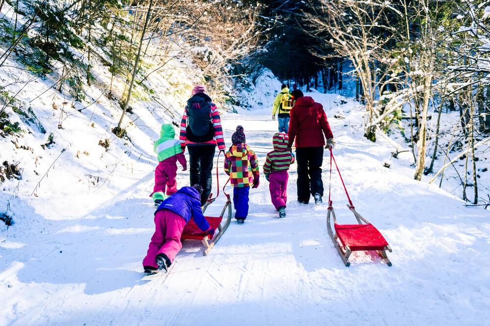 Family Activities to Keep the Winter Blues Away