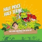 AE Half Price Half Term
